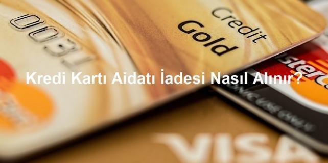 kredi kartı kart aidatı iadesi nasıl yapılır 642x320 - Kart Aidatı İadesi Nasıl Yapılır?