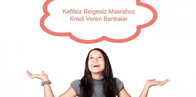 Kefilsiz Belgesiz Masrafsız Kredi Veren Bankalar 642x320 - Kefilsiz Belgesiz Masrafsız Kredi Nasıl Alınır?