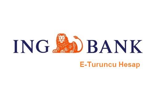 ING Bank E Turuncu Hesap - Vadeli Hesaba En Yüksek Faiz Oranı Veren Bankalar