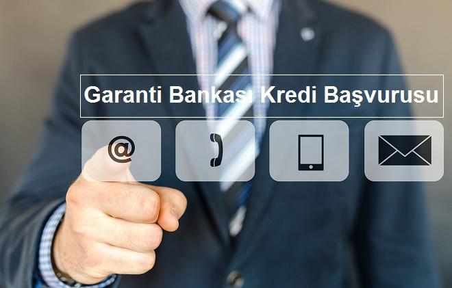 Garanti Bayram Kredisi Başvurusu - Size Özel Garanti Bankası Bayram Kredisi Başvurusu