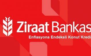 Ziraat Bankası Enflasyona Endeksli Konut Kredisi 316x195 - 5 Maddede Ziraat Bankası Enflasyona Endeksli Konut Kredisi