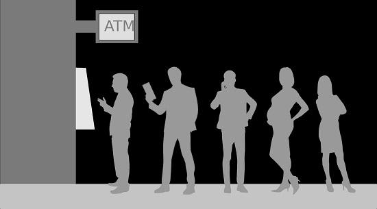 ATM Kartsız Para Yatırma - ATM'den Kartsız Para Çekmenin 4 Pratik Yolu
