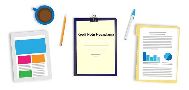 Kredi Notu Hesaplama - Bireysel Kredi Notunu Belirleyen 5 Önemli Bileşen