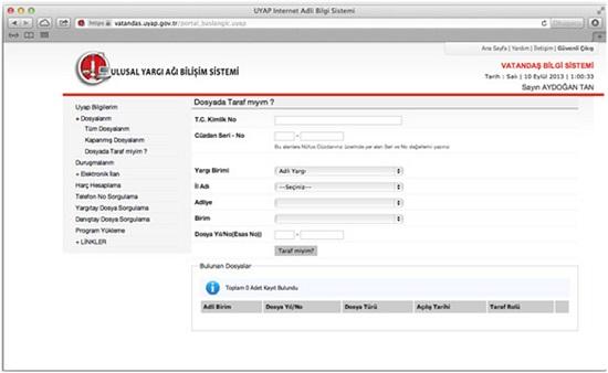 e devlet UYAP Vatandaş Portalı - İşinizi Kolaylaştıracak En Faydalı 10 E-Devlet Hizmeti