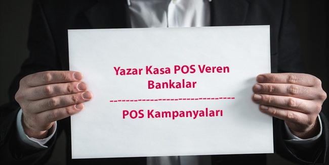 Bankaların yazarkasa pos kampanyaları neler 650x327 - Ücretsiz Yazar Kasa POS Veren 6 Bankanın POS Cihazı Kampanyaları