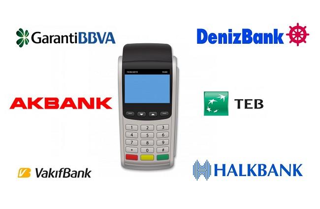 bankaların pos cihazı komisyon oranları - Ücretsiz Yazar Kasa POS Veren 6 Bankanın POS Cihazı Kampanyaları