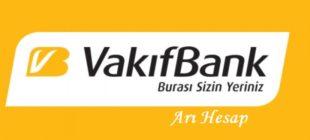 vakıfbank 32 günlük faiz oranı 310x140 - Gece Para Kazandıran Hesap : Vakıfbank Arı Hesap