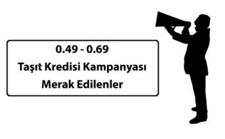 ziraat vakıf bank Taşıt kredisi kampanyası 316x195 - 0.49-0.69 Taşıt Kredisi Kampanyası Merak Edilenler