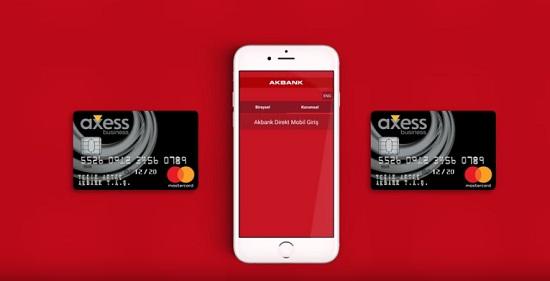 Anında akbank kredi kartı başvurusu - Anında Akbank Axess Kredi Kartı Başvurusu