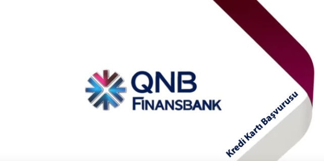 QNB Finansbank kredi kartı başvurusu 642x320 - Hızlı QNB Finansbank Kredi Kartı Başvurusu