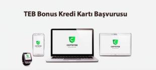 TEB Bonus kredi kartı başvurusu 310x140 - Hızlı TEB Bonus Kredi Kartı Başvurusu