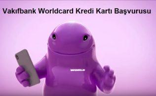 Vakıfbank Worldcard kredi kartı başvurusu 316x195 - Anında Vakıfbank Worldcard Kredi Kartı Başvurusu