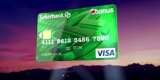 ekerbank Taraftar Kart - Takımınıza Özel Taraftar Kartı Veren 7 Banka