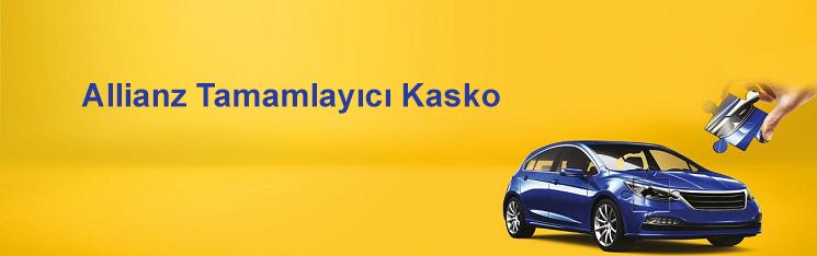 Allianz Tamamlayıcı Kasko Avantajları - En Uygun Allianz Tamamlayıcı Kasko Fiyatları