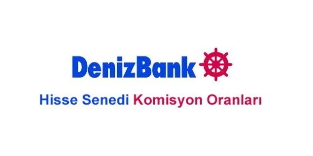 DenizBank Hisse Senedi Komisyon Oranları 642x320 - DenizBank Hisse Senedi Komisyon Oranları